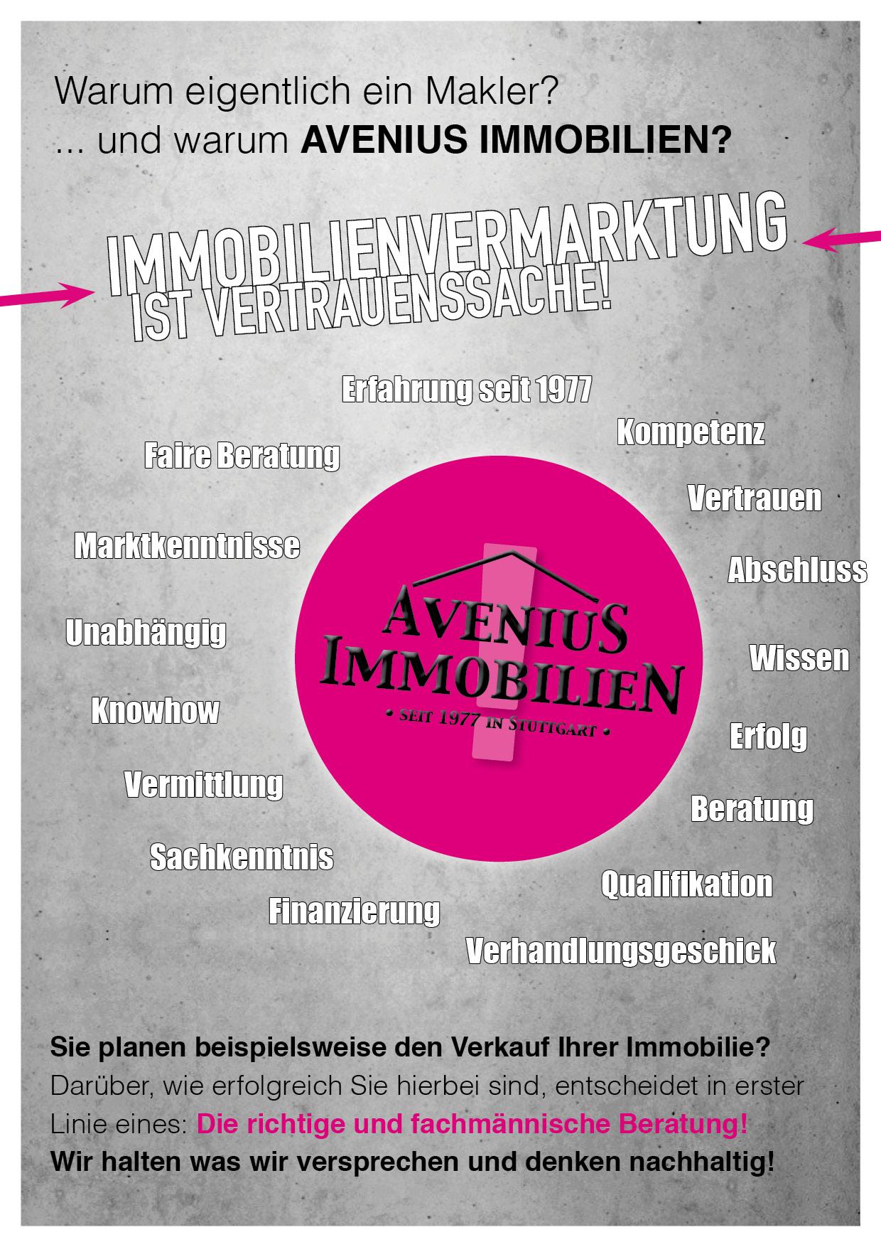 AVENIUS Immobilien Informationen