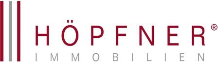 Hier sehen Sie das Logo von Höpfner Immobilien GmbH