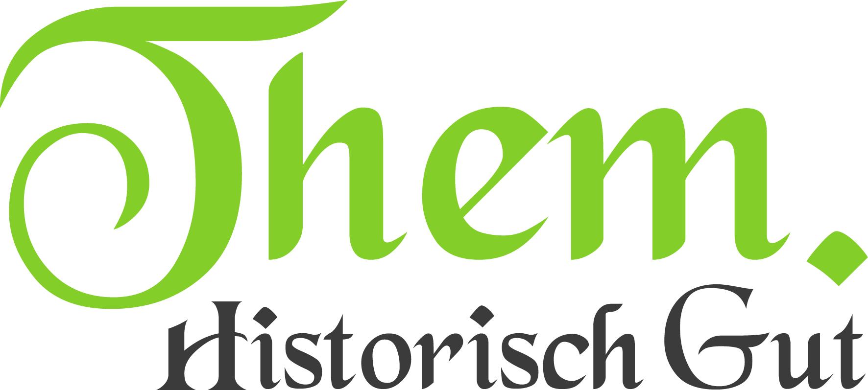 Hier sehen Sie das Logo von Them Historisch Gut