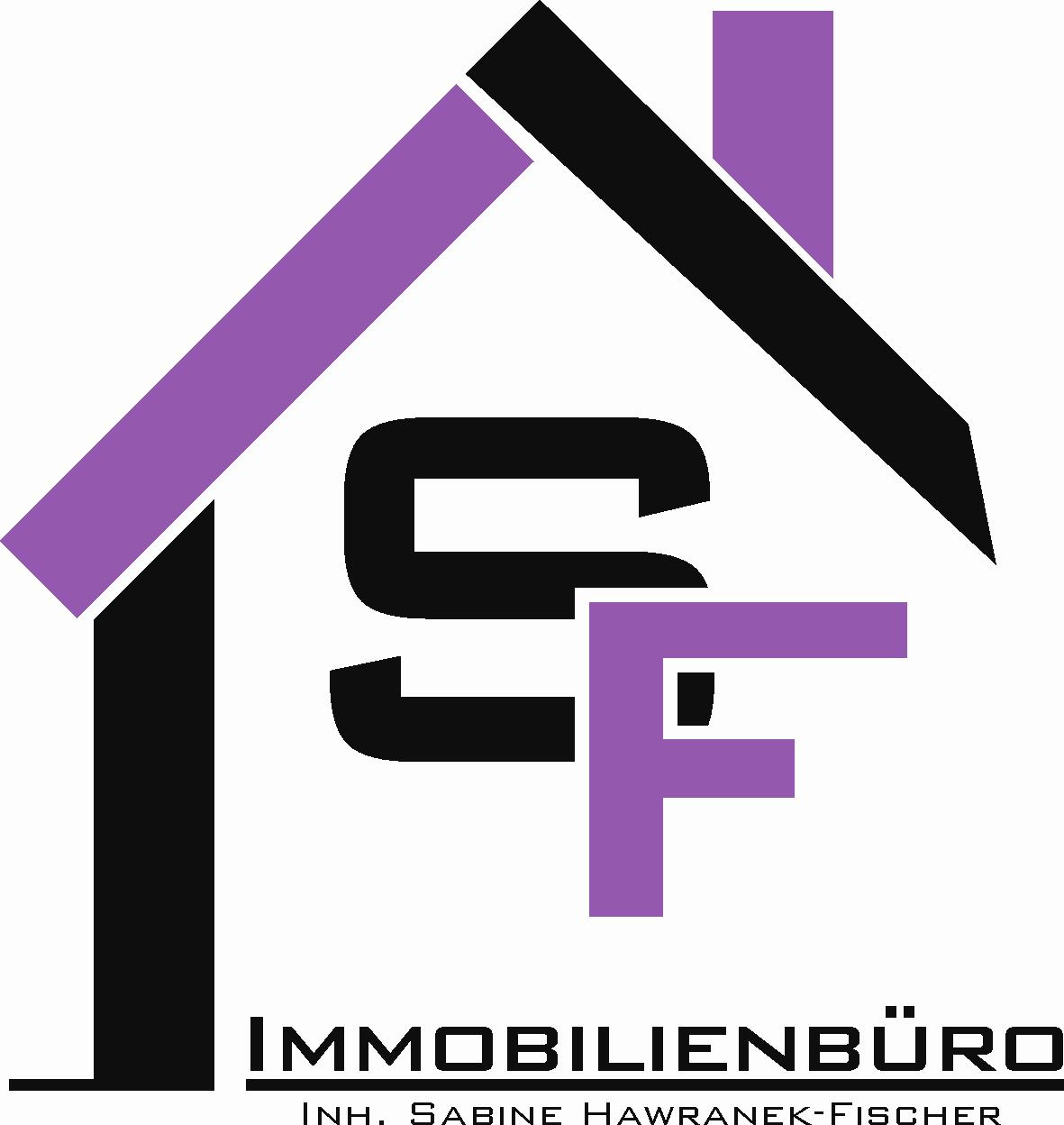 Hier sehen Sie das Logo von S.F. Immobilienbüro