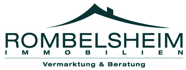 Hier sehen Sie das Logo von Rombelsheim Immobilien
