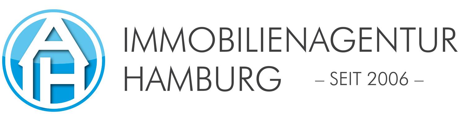 Hier sehen Sie das Logo von Immobilienagentur Hamburg