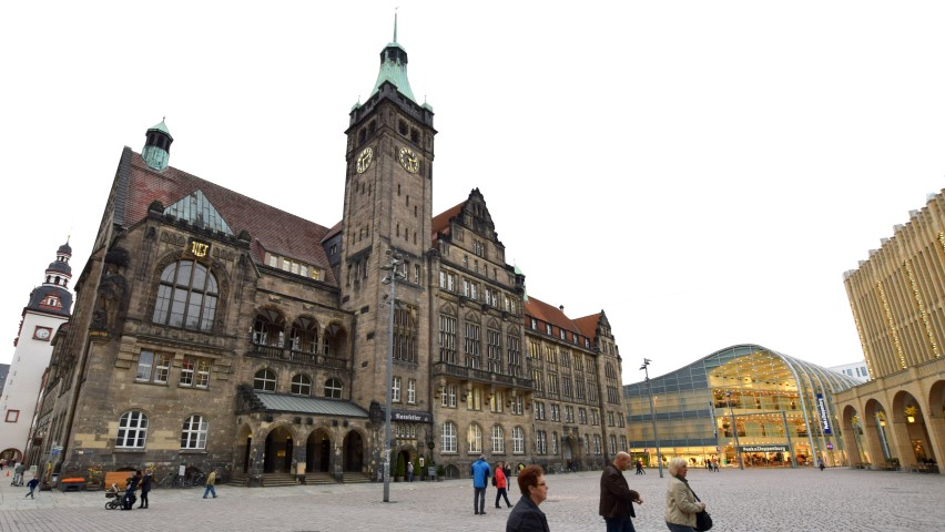 Chemnitz - Altes Rathaus