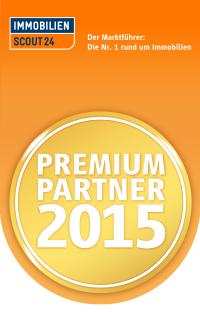 Wir sind Immobilienscout Premiumpartner