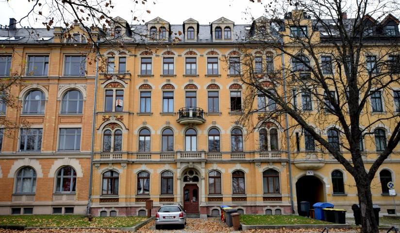 Wunderschöne sanierte Altbauten