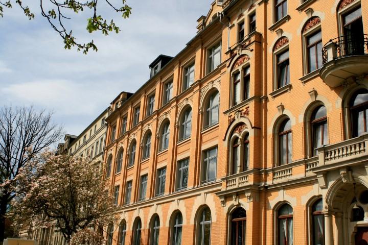 Altbauten mit industriellem Charakter
