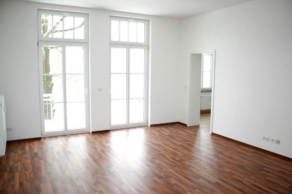 Typische Ausstattung renovierter Wohnungen