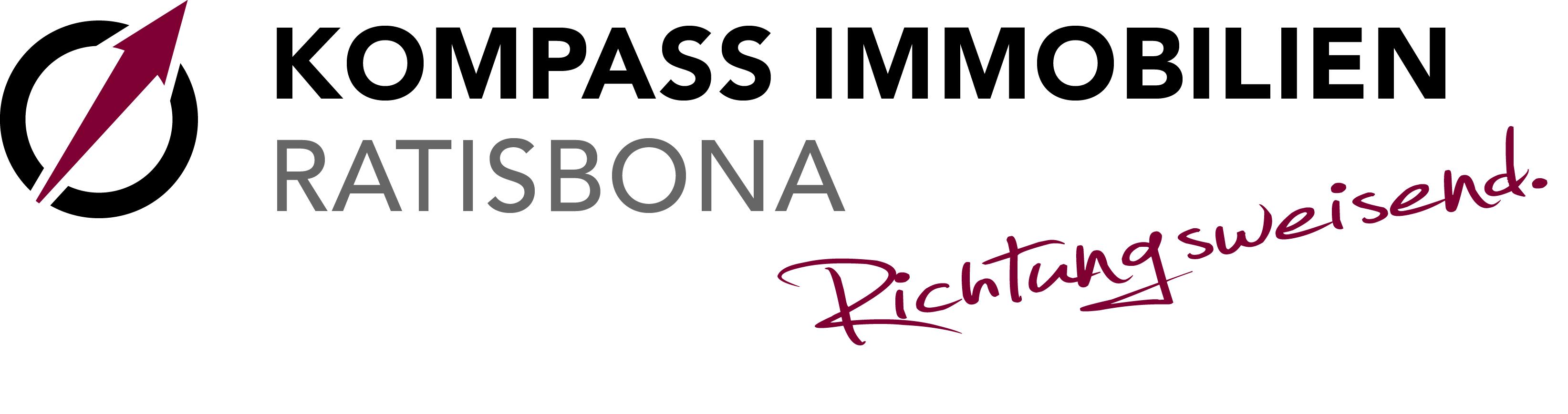 Hier sehen Sie das Logo von Kompass Immobilien Ratisbona