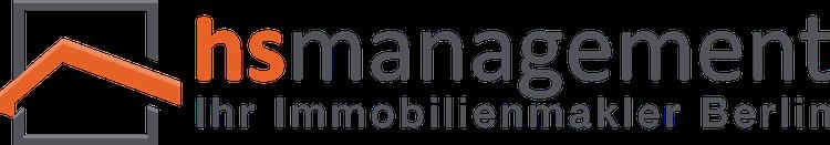 Hier sehen Sie das Logo von hsmanagement GmbH