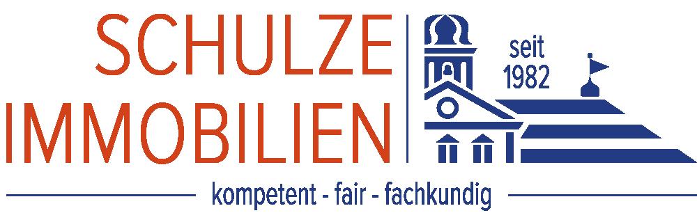 Hier sehen Sie das Logo von Schulze-Immobilien
