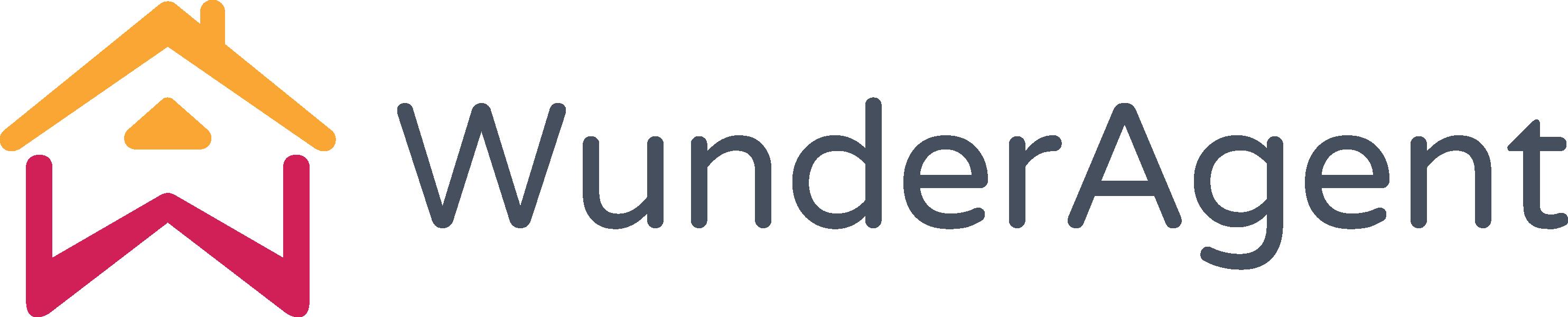 Hier sehen Sie das Logo von WunderAgent GmbH