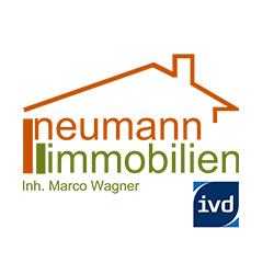 Hier sehen Sie das Logo von neumann immobilien