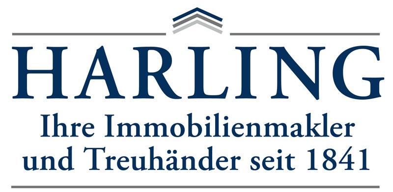 Hier sehen Sie das Logo von Harling oHG - Immobilien und Treuhand
