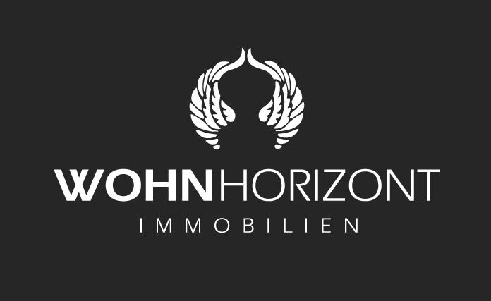 Hier sehen Sie das Logo von Wohnhorizont Immobilien UG (haftungsbeschränkt)