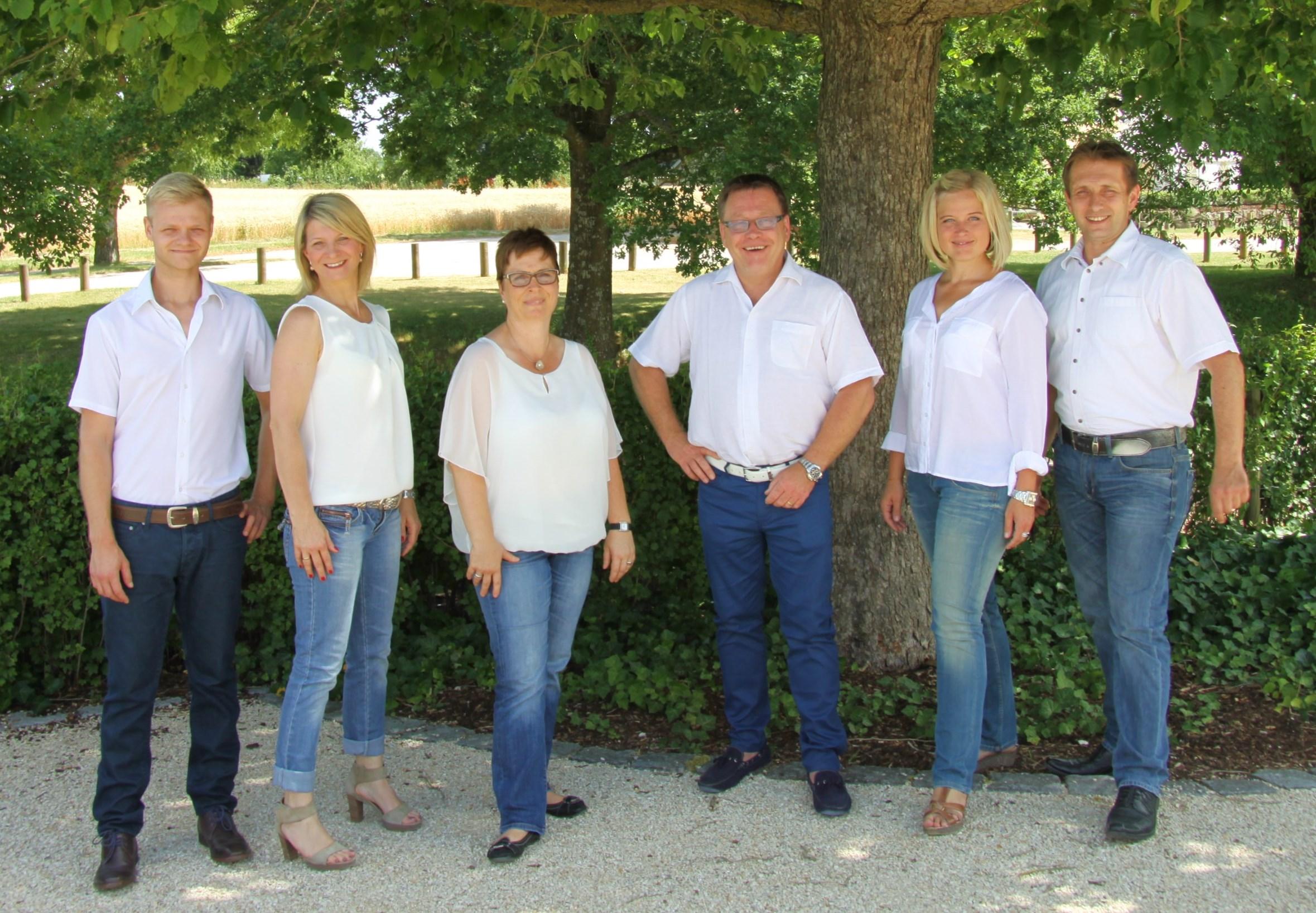 Das Team von Kollat Immobilien