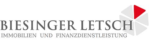 Hier sehen Sie das Logo von Biesinger Letsch GmbH & Co. KG