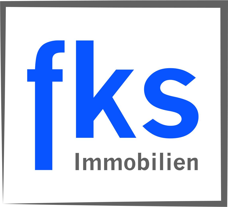 Hier sehen Sie das Logo von FKS Immobilien GmbH