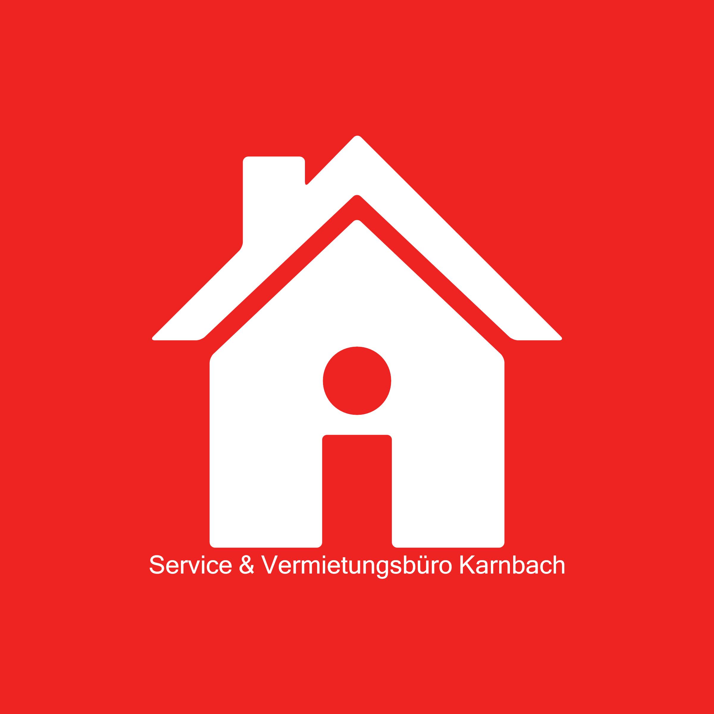 Hier sehen Sie das Logo von Service & Vermietungsbüro Karnbach