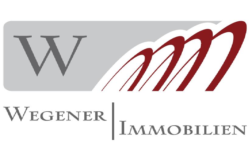 Hier sehen Sie das Logo von Wegener Immobilien