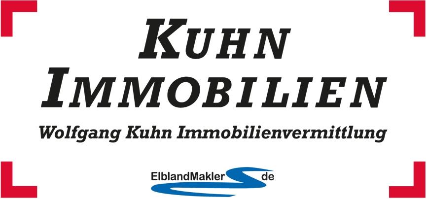 Hier sehen Sie das Logo von KUHN IMMOBILIEN