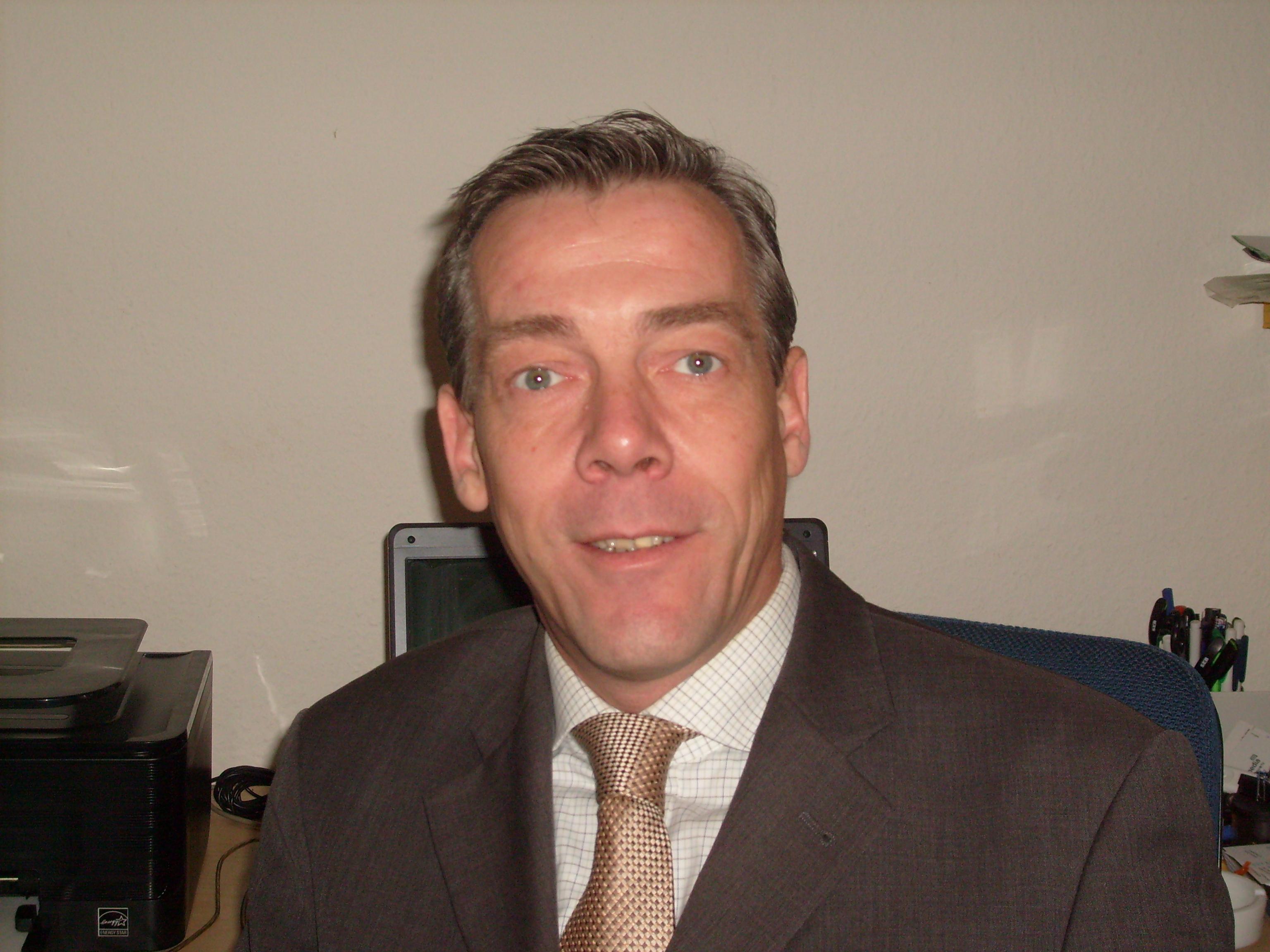 Klaus Knierim, Inhaber und Immobilienmakler