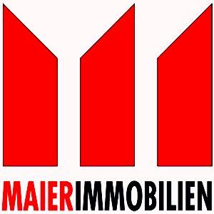 Hier sehen Sie das Logo von Maier Immobilien