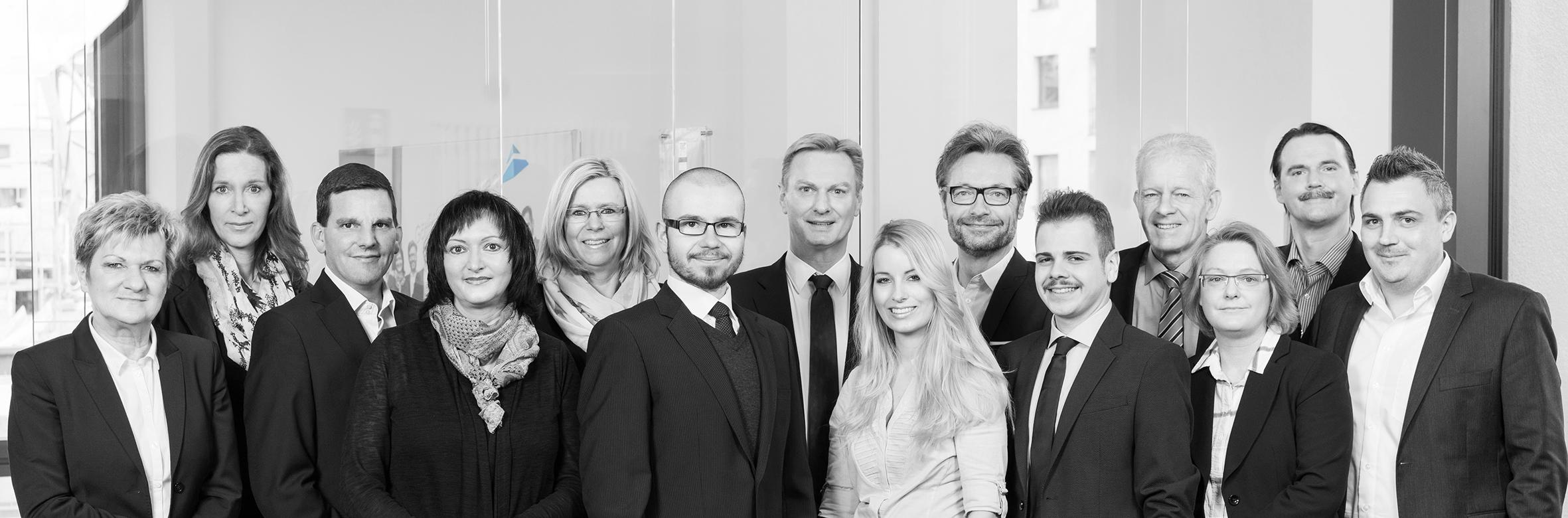 Das Team von Göttfried Immobilien