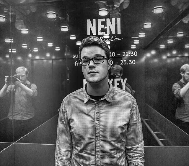 Niels van Beek - Head of Design