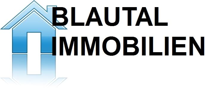 Hier sehen Sie das Logo von Blautal Immobilien