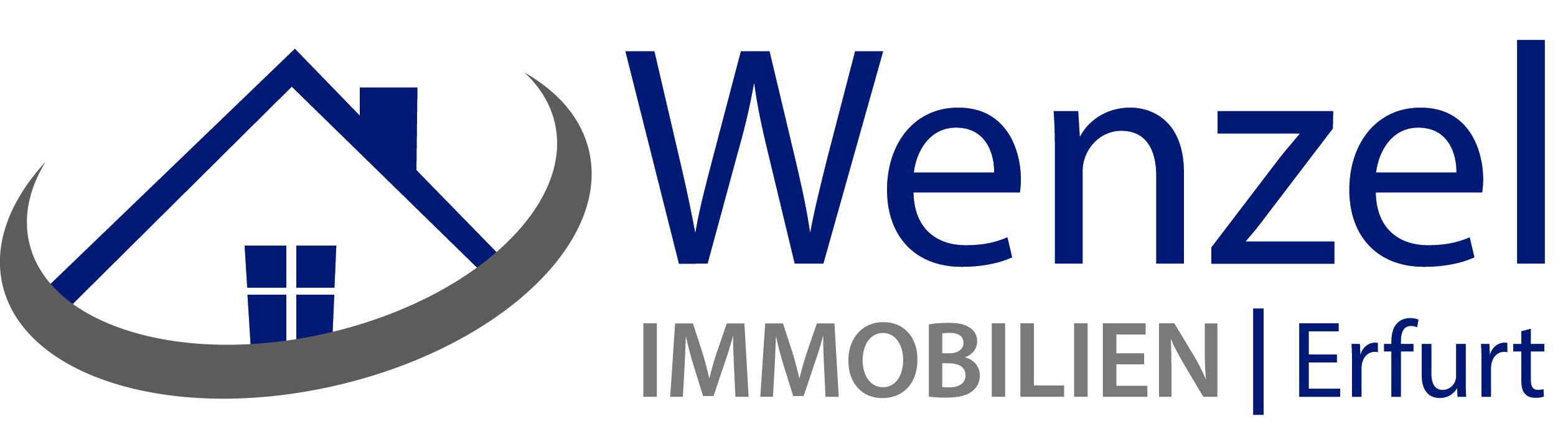Hier sehen Sie das Logo von Wenzel Immobilien Erfurt