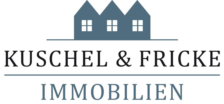 Hier sehen Sie das Logo von Kuschel und Fricke Immobilien