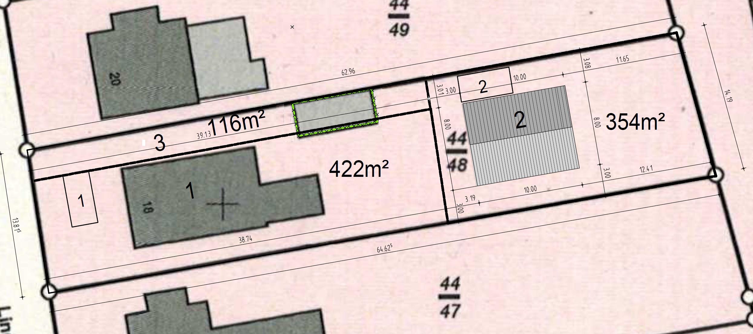 Sie benötigen Hilfe bei Prüfung der baulichen Möglichkeiten oder bei der Projektierung Ihres Grundstücks?