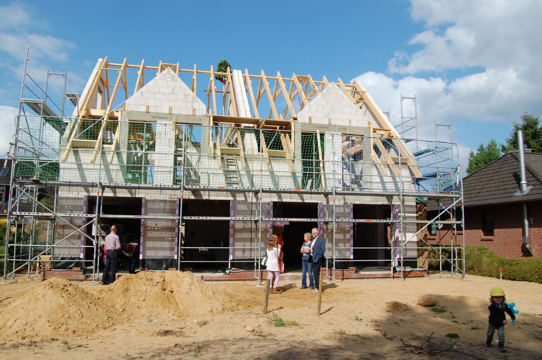 Sie möchten Ihr Traumhaus bauen?