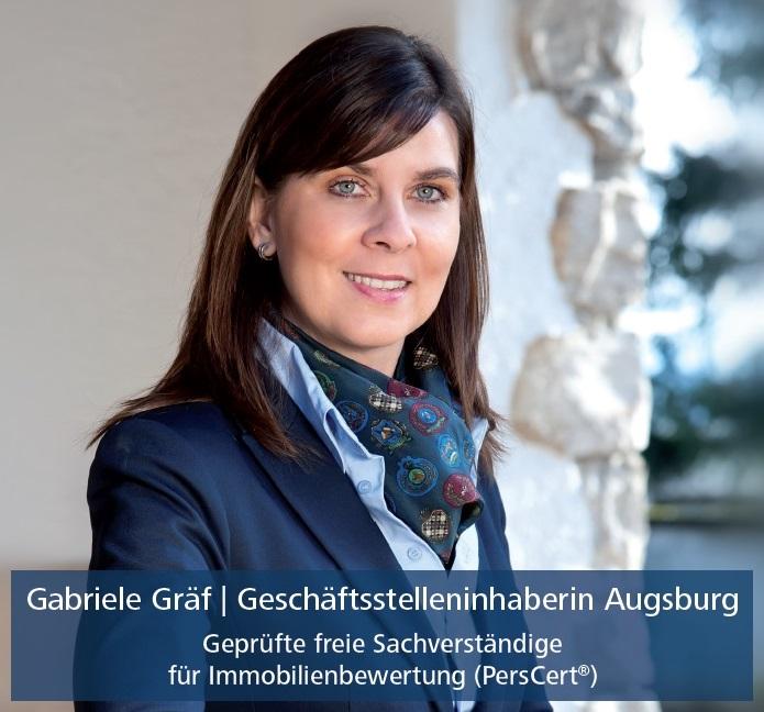 Gabriele Gräf - VON POLL IMMOBILIEN Augsburg