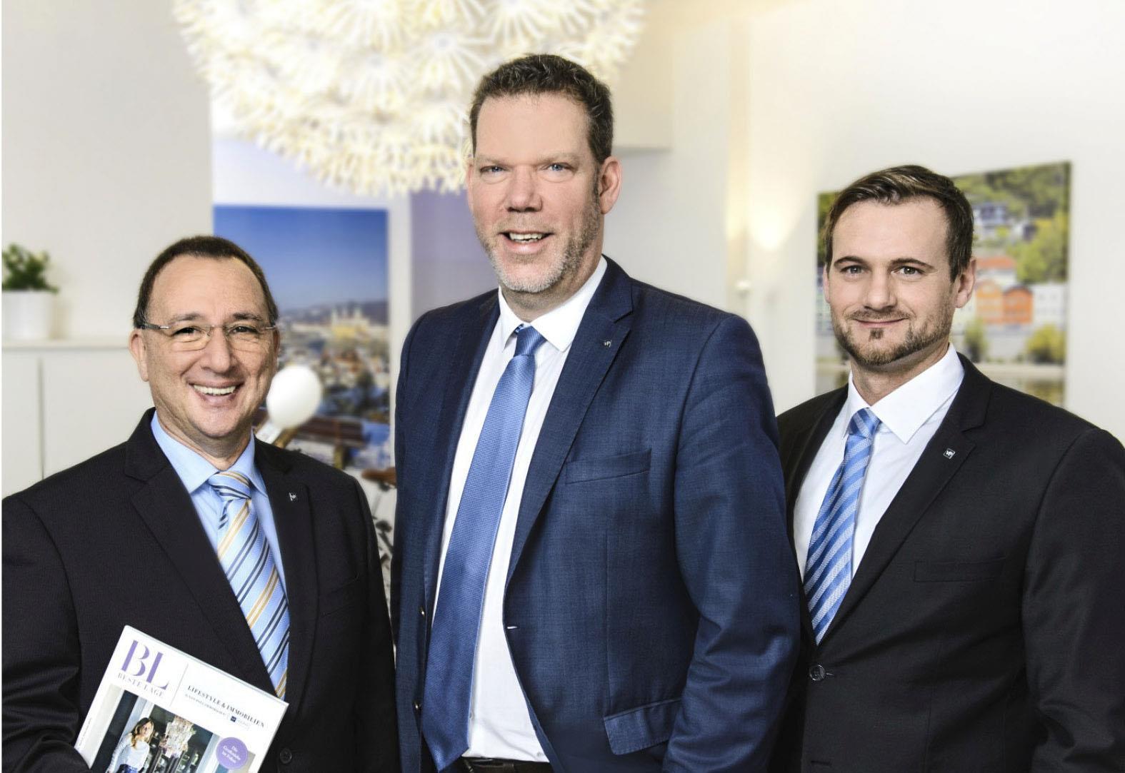 Mathias Zank und Team - VON POLL IMMOBILIEN Passau