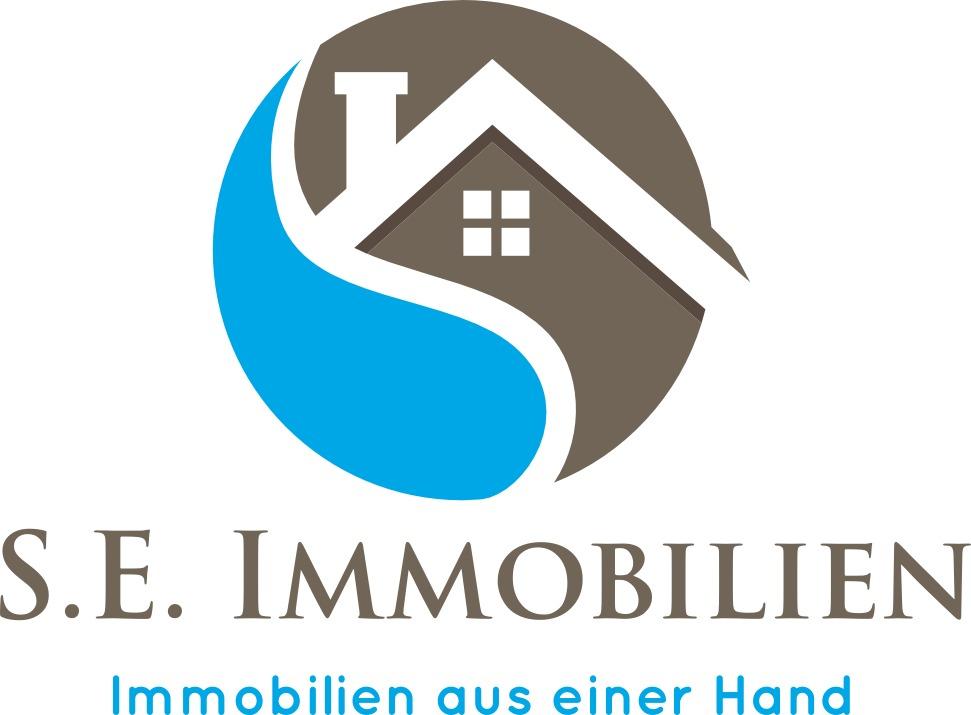 Hier sehen Sie das Logo von S.E. Immobilien