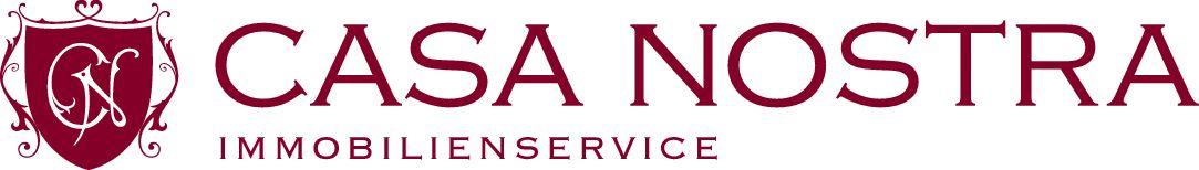 Hier sehen Sie das Logo von Casa Nostra Immobilienservice