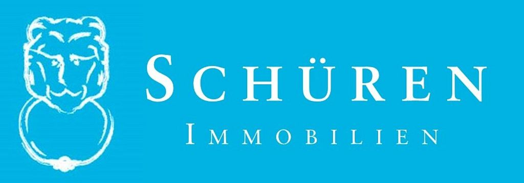 Hier sehen Sie das Logo von Schüren Immobilien