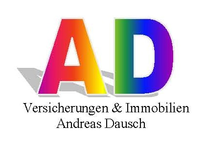 Hier sehen Sie das Logo von Versicherungen & Immobilien Andreas Dausch