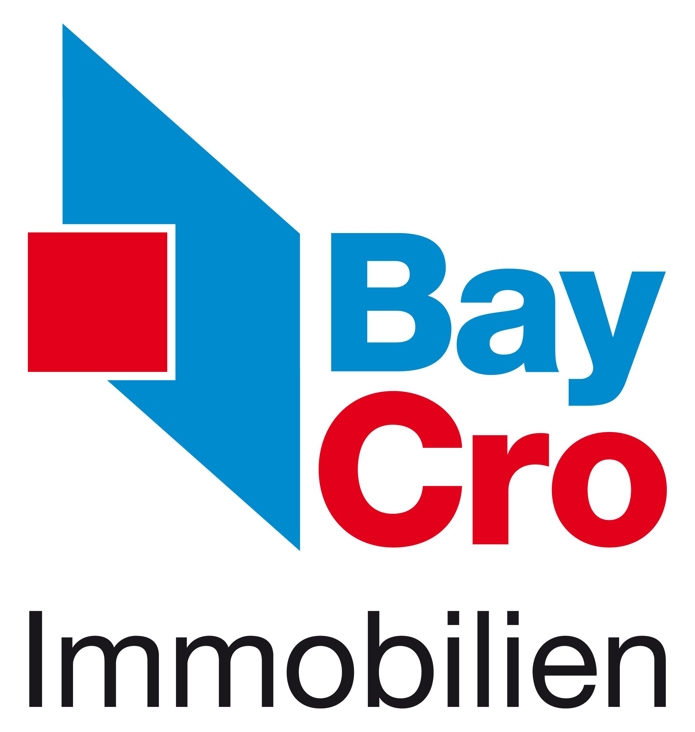 Hier sehen Sie das Logo von BayCro Immobilien