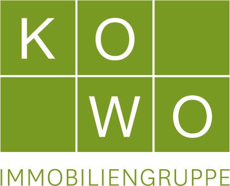 Hier sehen Sie das Logo von KOWO Immobilien GmbH
