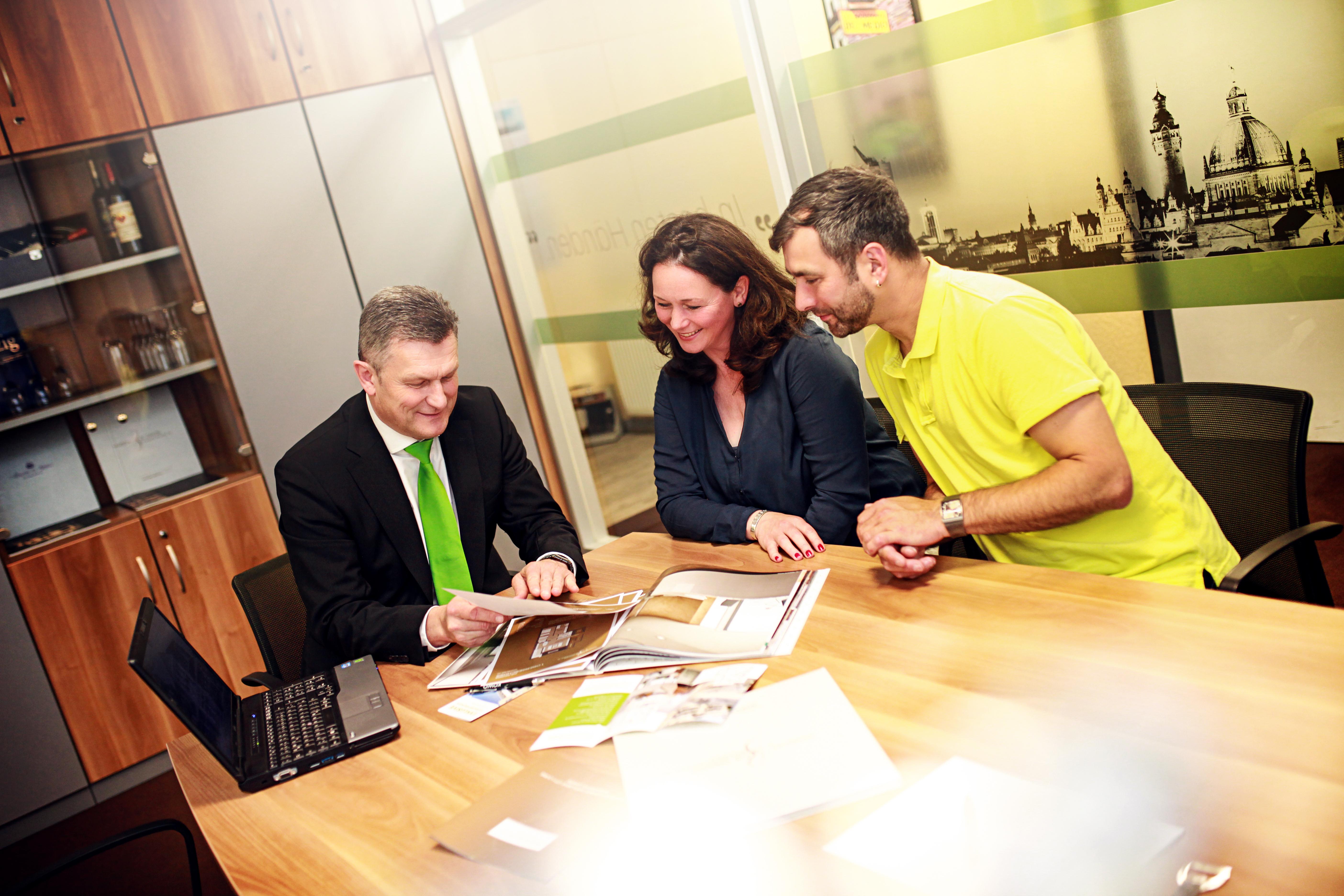 Wir betreuen Sie in allen Fragen rund um den Verkauf Ihrer Immobilie in Leipzig