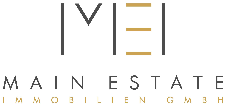 Das Logo der Main Estate Immobilien GmbH
