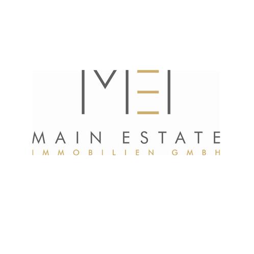 Hier sehen Sie das Logo von Main Estate Immobilien GmbH