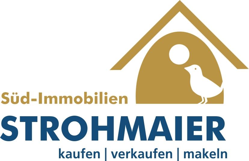 Hier sehen Sie das Logo von Süd-Immobilien Strohmaier GmbH