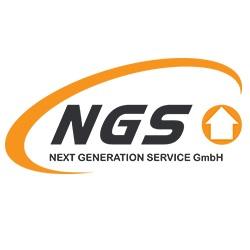 Hier sehen Sie das Logo von NGS Next Generation Service GmbH