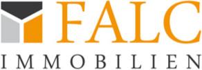 Hier sehen Sie das Logo von Falc Immobilien Würzburg