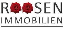Hier sehen Sie das Logo von Roosen-Immobilien