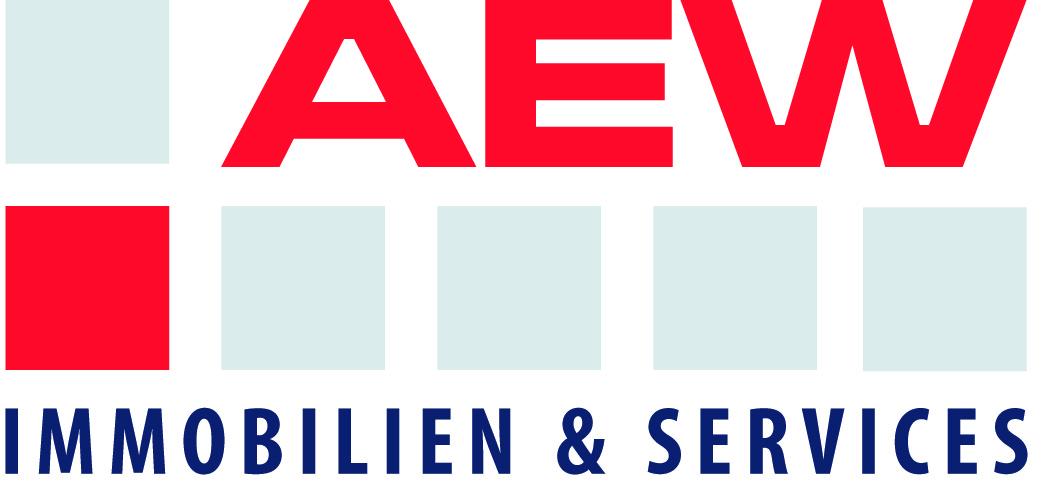 Hier sehen Sie das Logo von AEW Immobilien & Services UG (haftungsbeschränkt)