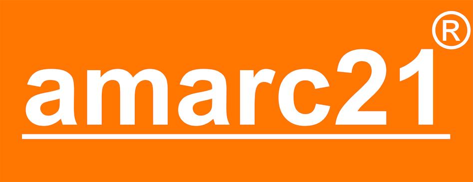 Hier sehen Sie das Logo von amarc21 immobilien Angelika Odenthal